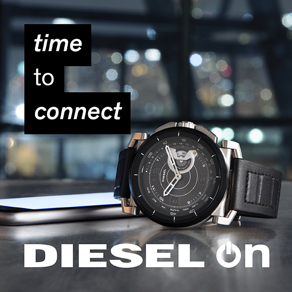 image of a Diesel watch